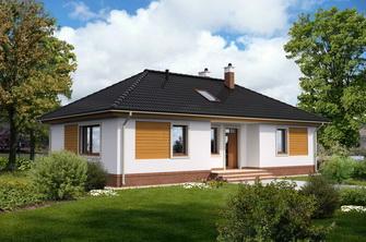 Dřevěné domy cena